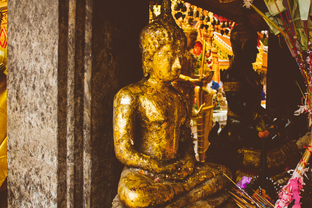 Travel photography Chiang Mai Thiland Doi Suthep