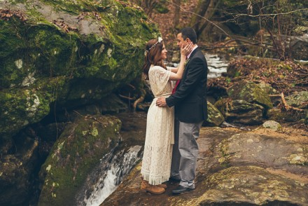 Atlanta Wedding Photographer Anna Ruby Falls Elopement