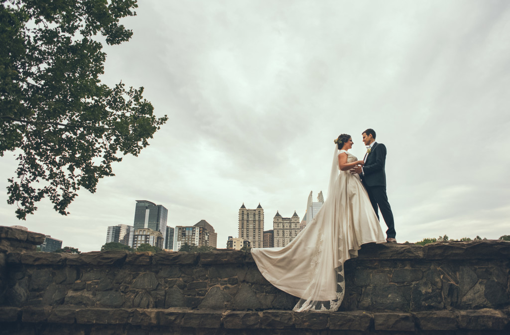 Atlanta and Destination Intimate Wedding Photographer Joyelan