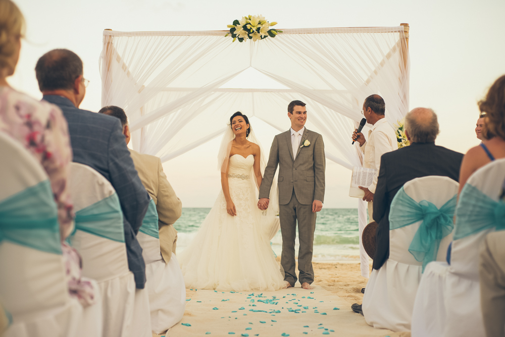 Florida and Atlanta Wedding photographers | www.Joyelan.com | Beach Wedding | Playa Del Carmen Wedding Mexico - Destination Wedding Mexico