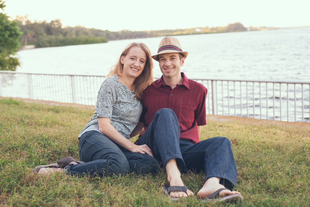Clearwater Family portraits - Philippe Park - Tampa Wedding Photographer